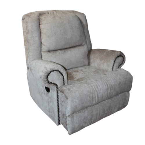 Chobe Fabric Recliner