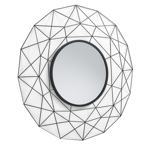 Habitat Round Mirror