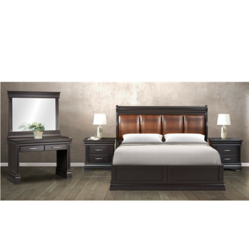Newport Rounded Bedroom Suite