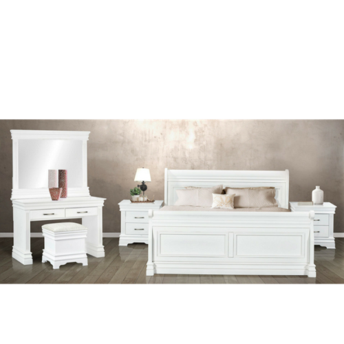 Newport Sleigh Bedroom Suite