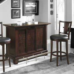 Bar units and Chairs
