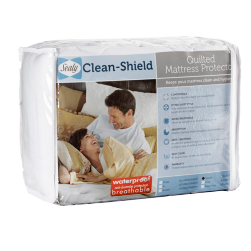 Clean-shield Quilted Mattress Protector