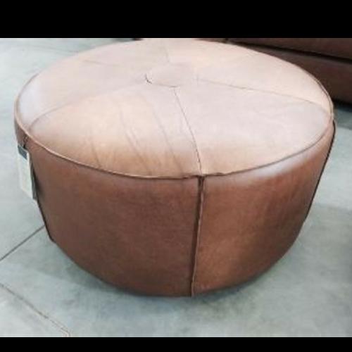 Imbali Round Ottoman