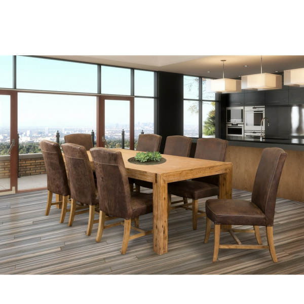 Dining Room Furniture Michigan: Michigan Dining Table And Allure Chair