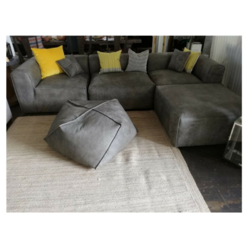 Tokara 4pc Modular with Ottoman